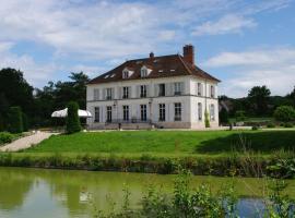 Château de Pommeuse, Pommeuse (рядом с городом Maisoncelles-en-Brie)