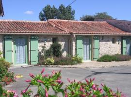 Gîtes de Broue, Saint-Maurice-des-Noues (рядом с городом Loge-Fougereuse)