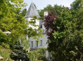 Gîte de Montecler, Шенютт-ле-Тюффо (рядом с городом Trèves-Cunault)
