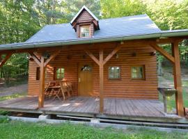 Meadow Ranch Holiday Home, Jaroslavické Paseky (Březůvky yakınında)