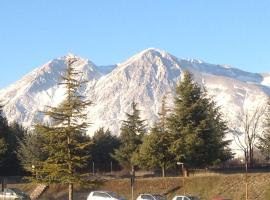 La Collina di Peppino, Trasacco (Villavallelonga yakınında)