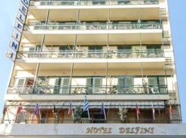 Delfini Hotel, Pirėjas