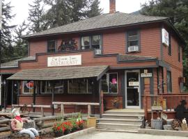Old Towne Inne Chuckwagon Bar & Grill, Boston Bar (Lytton yakınında)