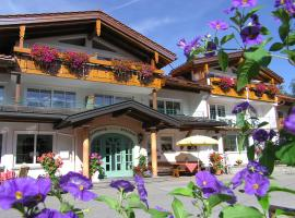 Landhotel Berghof, Bad Hindelang