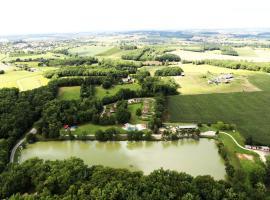 Lac De Cancon, Канкон (рядом с городом Castelnaud-de-Gratecambe)