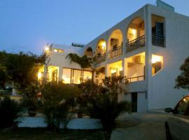 Hotel Flisvos, Città di Agistri