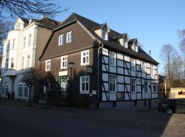 Hotel Pemü, Arnsberg (Füchten yakınında)