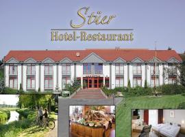 Hotel-Restaurant Stüer, Altenberge (Laer yakınında)