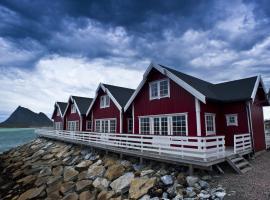 Steigen Sjøhus, Engeløya