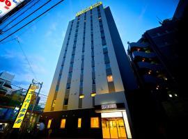 Super Hotel Shinjuku Kabukicho
