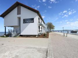Hotel & Restaurant Utkiek, Greifswald (Wieck yakınında)