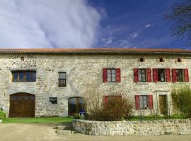Chambre d'Hôtes La Paravent, Chaspinhac (рядом с городом Le Monteil)