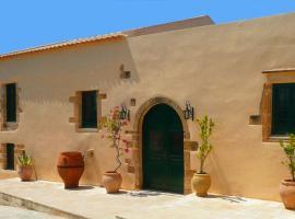 Crete Olive Mill, Колимварион (рядом с городом Moúlete)