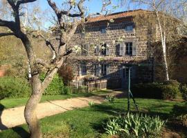 Les Jardins d'Anna - Chambres d'hôtes, Tapon (рядом с городом Villeneuve-d'Allier)