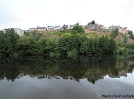 Posada Real La Carteria, Puebla de Sanabria (Castro de Sanabria yakınında)