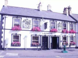 Laverty's - The Black Bull Inn, Randalstown (рядом с городом Ballymena)