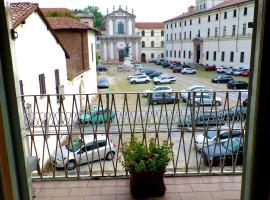 Pavia Downtown Apartment