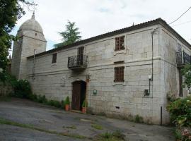 Pazo de Turbisquedo, Turbisquedo (Peares yakınında)