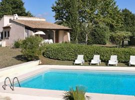 Holiday home in Villecroze, Flayosc (рядом с городом Le Flayosquet)