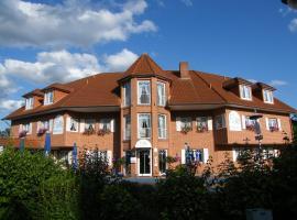 Hotel Flora, Herzlake (Lähden yakınında)