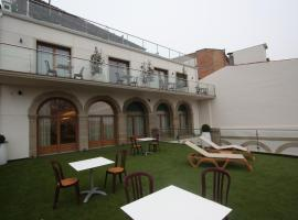 Hotel Cal Piteu, Guisona