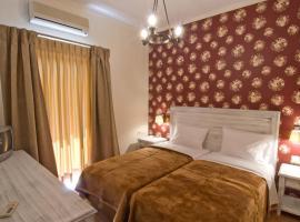 Fotis Rooms, Скафидия (рядом с городом Áyios Ilías)