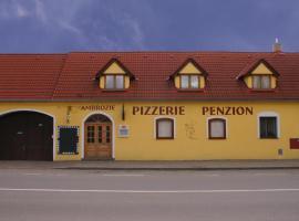 Penzion Ambrozie, Seč (Bojanov yakınında)