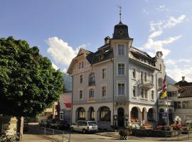 Hotel Lötschberg