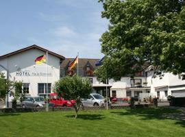 Hotel Haus Sonneck, Kelberg (Bodenbach yakınında)