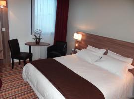 RIT HOTEL Touvotel Citotel Dieppe, Dieppe