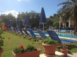 Ξενοδοχείο Πέρρος, Άγιος Στέφανος (Κοντά σε Αρίλλας)
