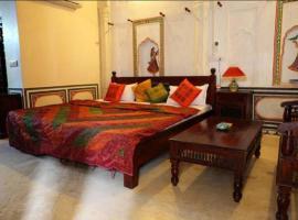 Hotel Ramgarh Fresco, Rāmgarh (рядом с городом Dhāni)
