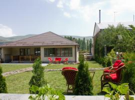 Aya Maria Wellness SPA Resort, Dzoraghp'yur (Sevaberd yakınında)