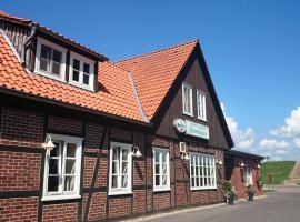 Hotel Steinhagen, Damnatz (Unbesandten yakınında)