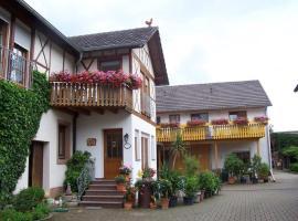 Apartment Meyerhof, Schwanau (Wittenweier yakınında)