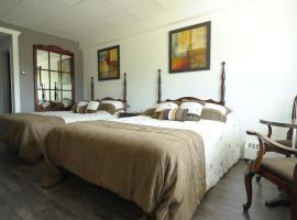 Hotel Motel Les Cascades, Alma (Canton-Bégin yakınında)