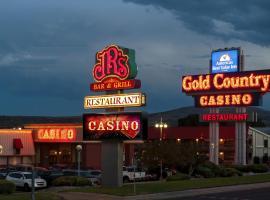 Americas Best Value Gold Country Inn & Casino, Elko