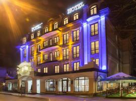 Отель Нота Бене