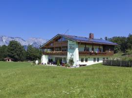 Ferienwohnungen Gästehaus Lärcheck, Berhtezgaden