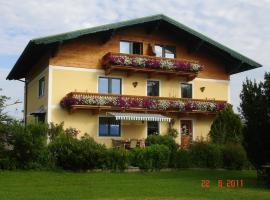 Ferienwohnungen Familie Laireiter I, Mondsee