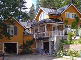 Villa Lövkulla, Лёпарё (рядом с городом Salpar)