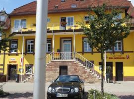 Hotel Zum Schwanen, Leimen (Bammental yakınında)