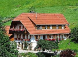 Schembachhof, Bad Rippoldsau (Wolf yakınında)