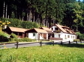 Penzion Macocha, Blansko (Těchov yakınında)