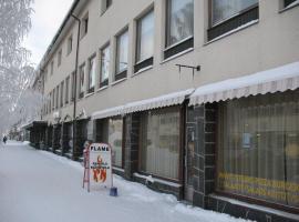 Hotel Kemijärvi, Кемиярви