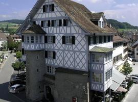 Hotel Restaurant zum goldenen Kopf