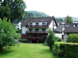 Eifelpension Brückenschenke, Fuchshofen (Eichenbach yakınında)