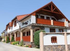 Villa Laura, Veľký Meder