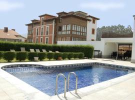 Hotel La Casona de Lupa, El Peñedo (Cerecedo yakınında)