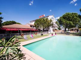 Inter Hotel - Le Relais D'Aubagne, Aubagne